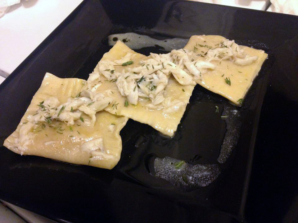 Lidia 39 S Foolproof Italian Recipe Butter And Sage Sauce