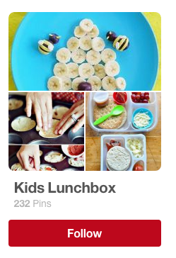kids lunchbox pinterest board by jennifer wade