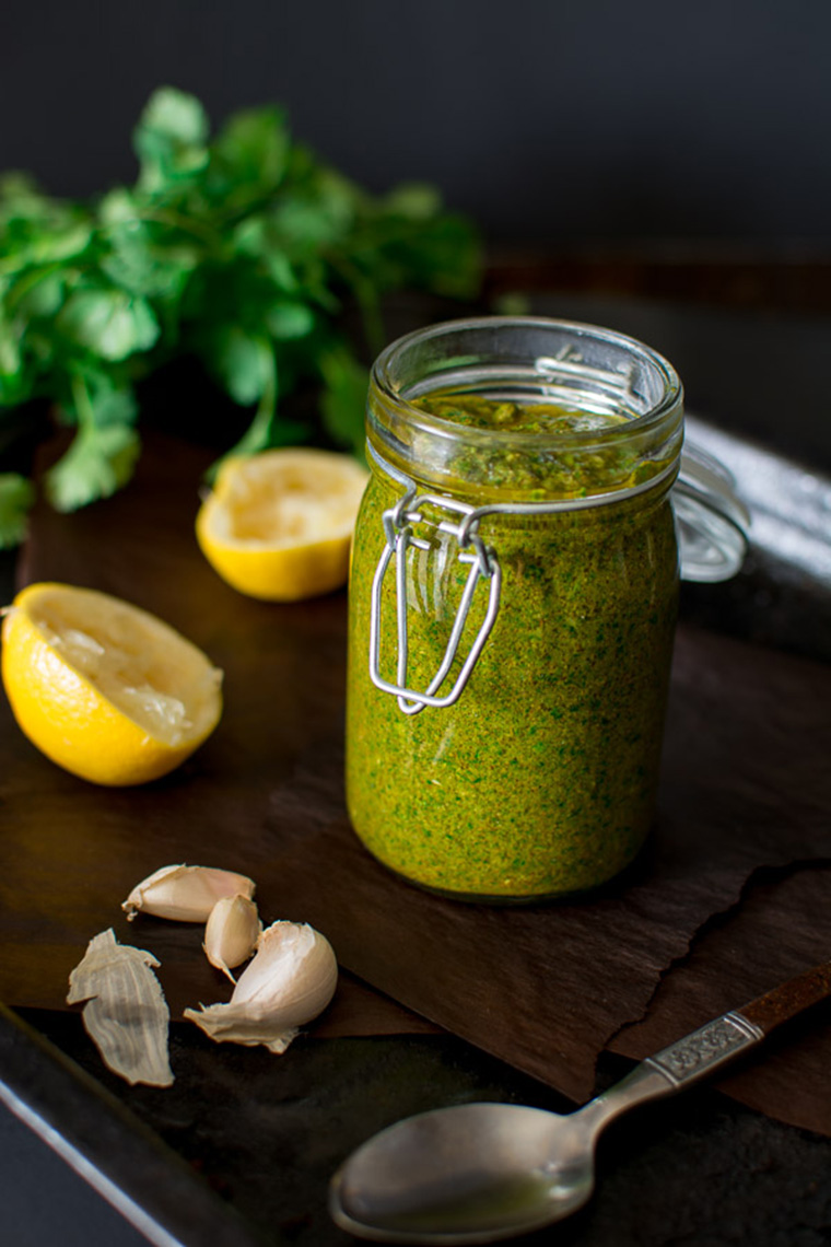 chermoula sauce by cooktoria