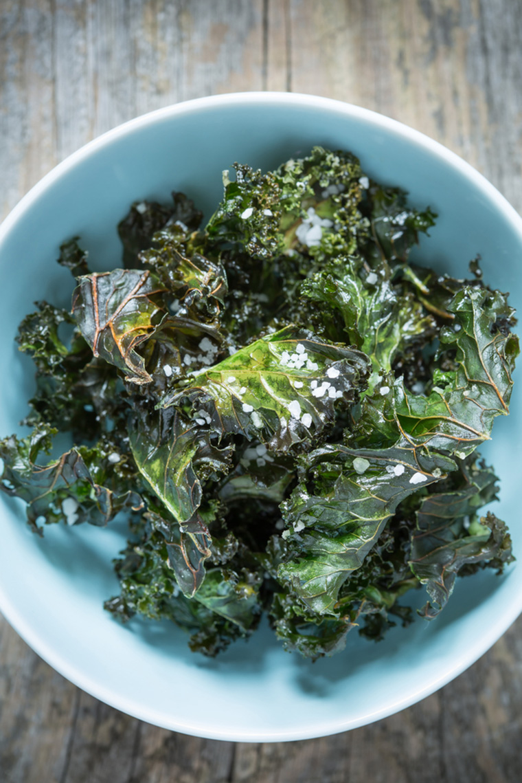 kale chips by alison d'anna
