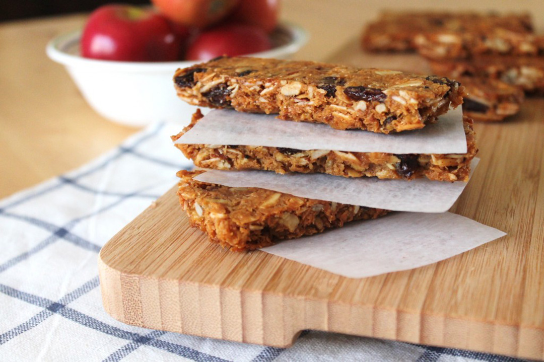 gluten and grain free granola bars by gluten free fix