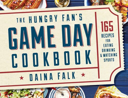 daina falk hungry fans game day cookbook