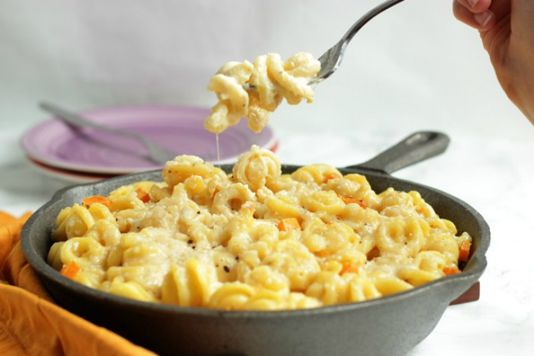 pumpkin mac and cheese the petite cook