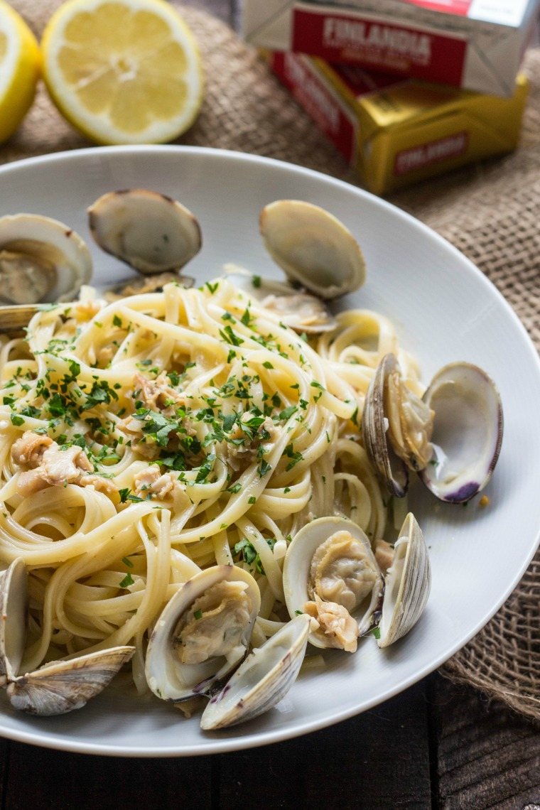 linguini with clams coley cooks