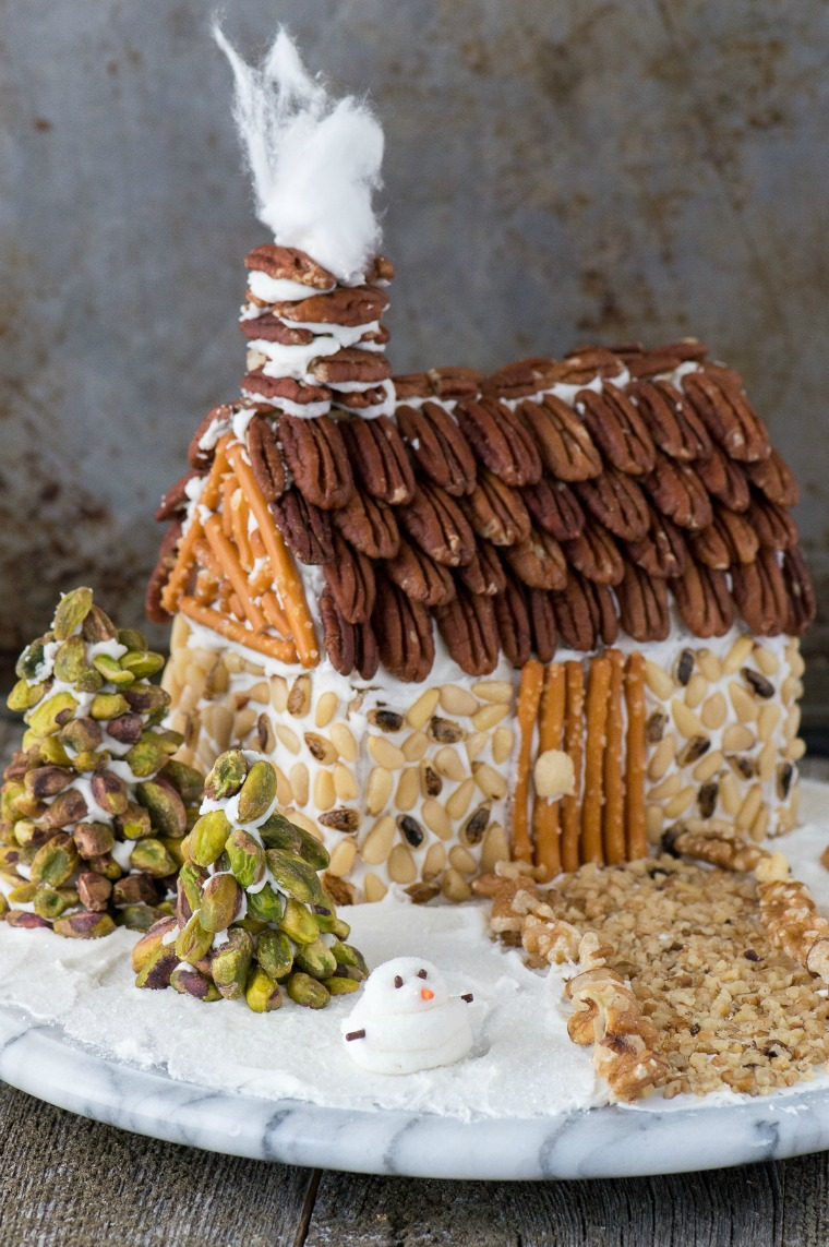 nutty gingerbread house the first year blog