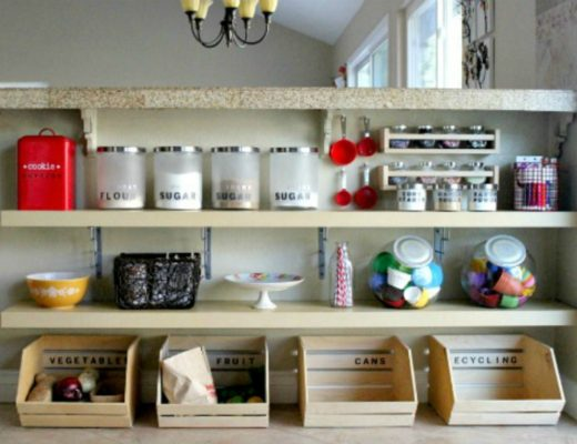 organized kitchen tonya staab