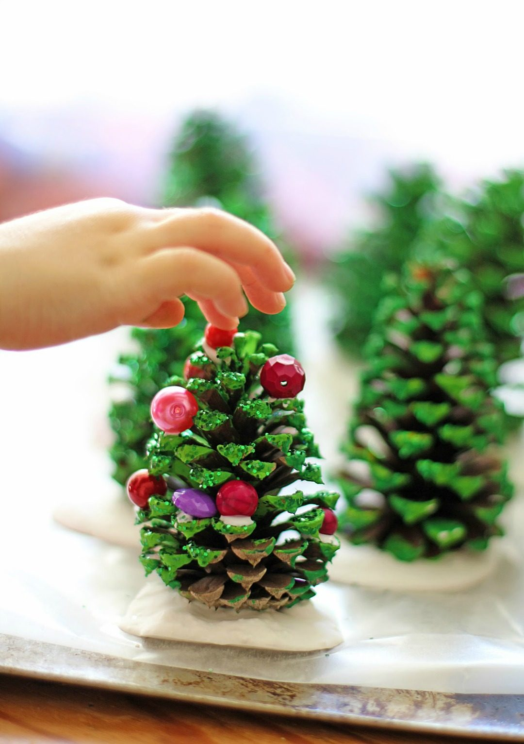 Cute Holiday Projects For The Kids Table Decorations Snacks And More