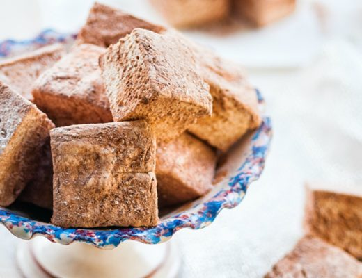 gingerbread marshmallows supergolden bakes