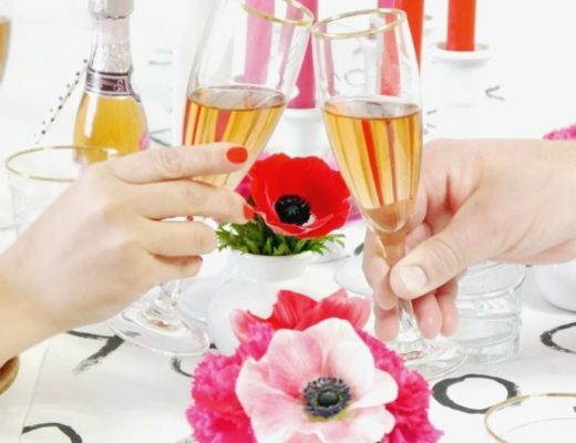 valentines day party toast birds party featured image