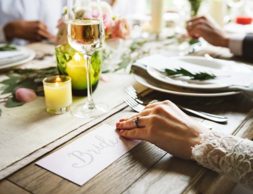 gluten free wedding cookbook create featured image