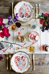 table settings mary costa photography for cookbook create