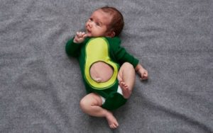Avocado Baby Costume Halloween Todays Parent