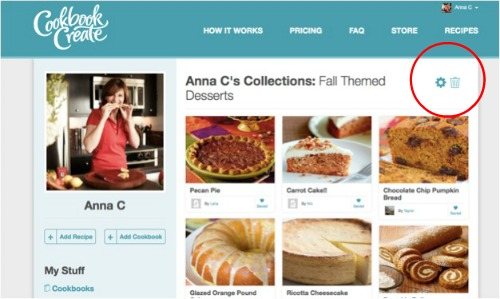 cookbook-create-group-collection-main-page