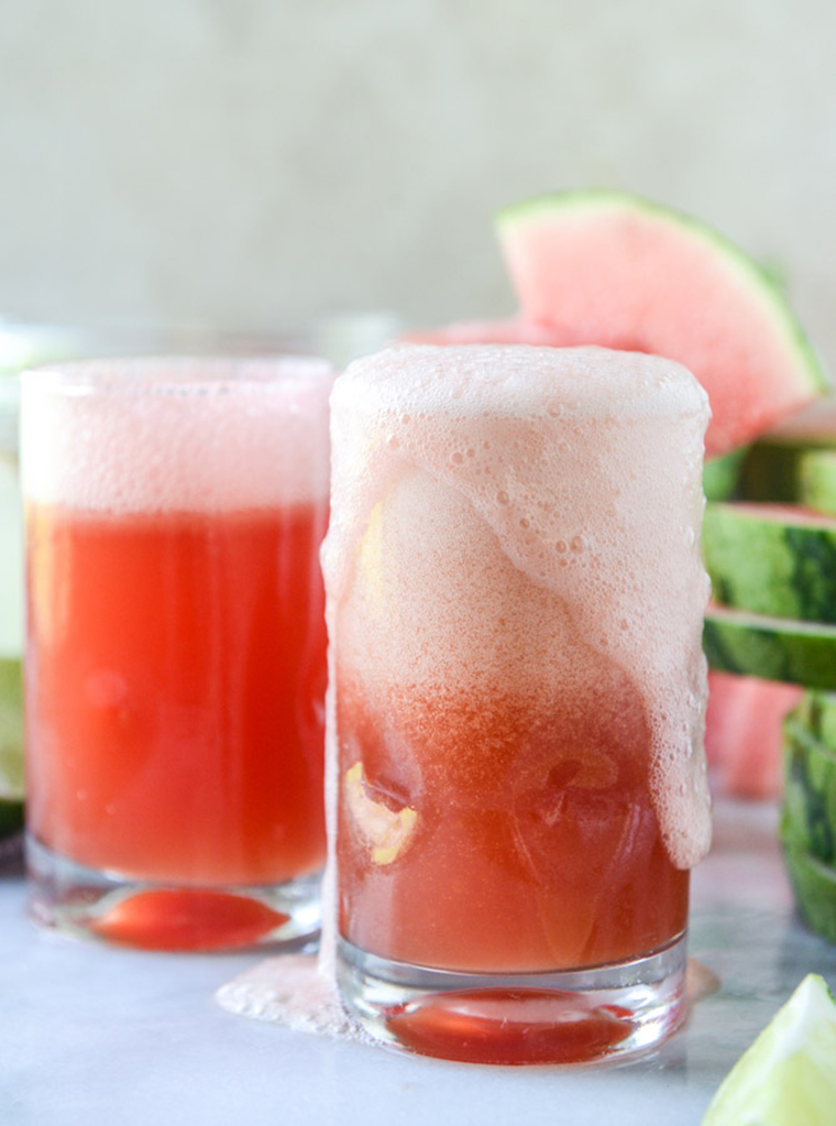 watermelon shandy by how sweet it is