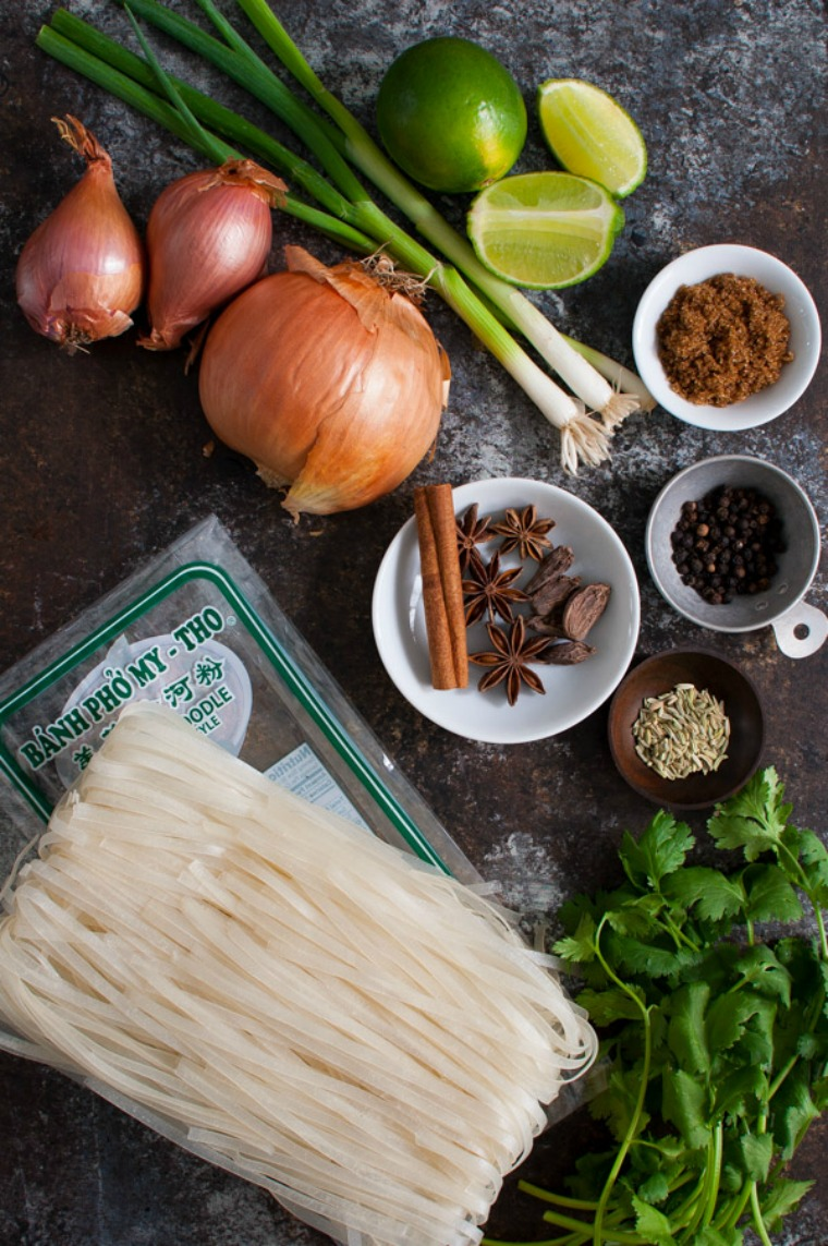 chicken pho ingredients taming of the spoon