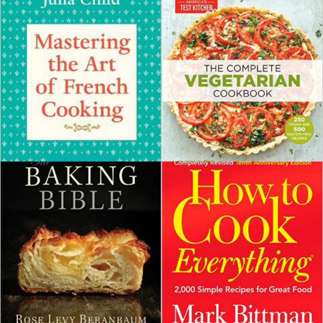 cookbooks everyone should have