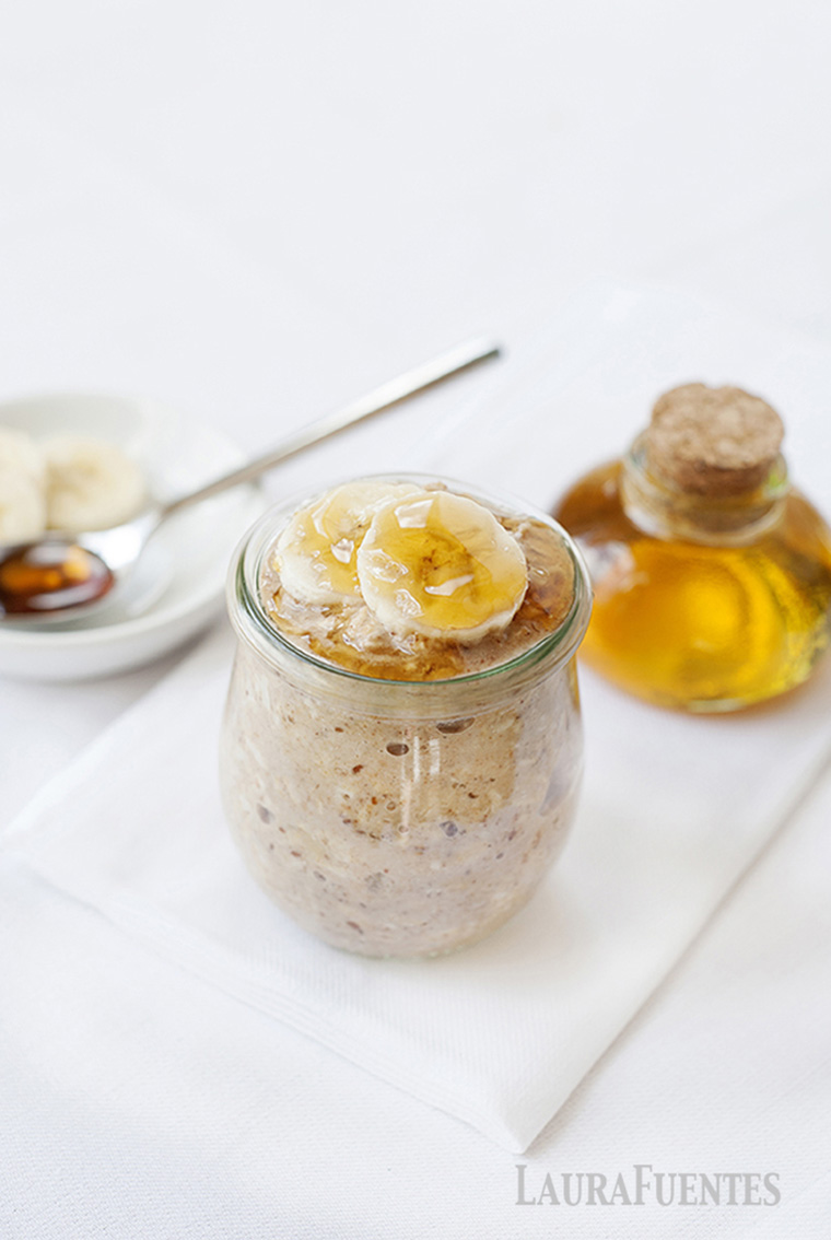 honey oats by laura fuentes