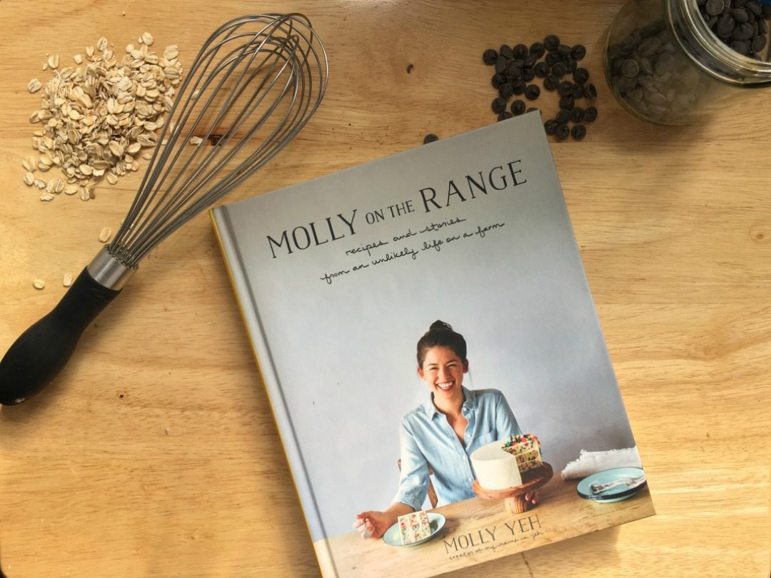 molly yeh on the range cookbook