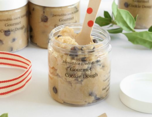 gourmet diy cookie dough sprinkle bakes