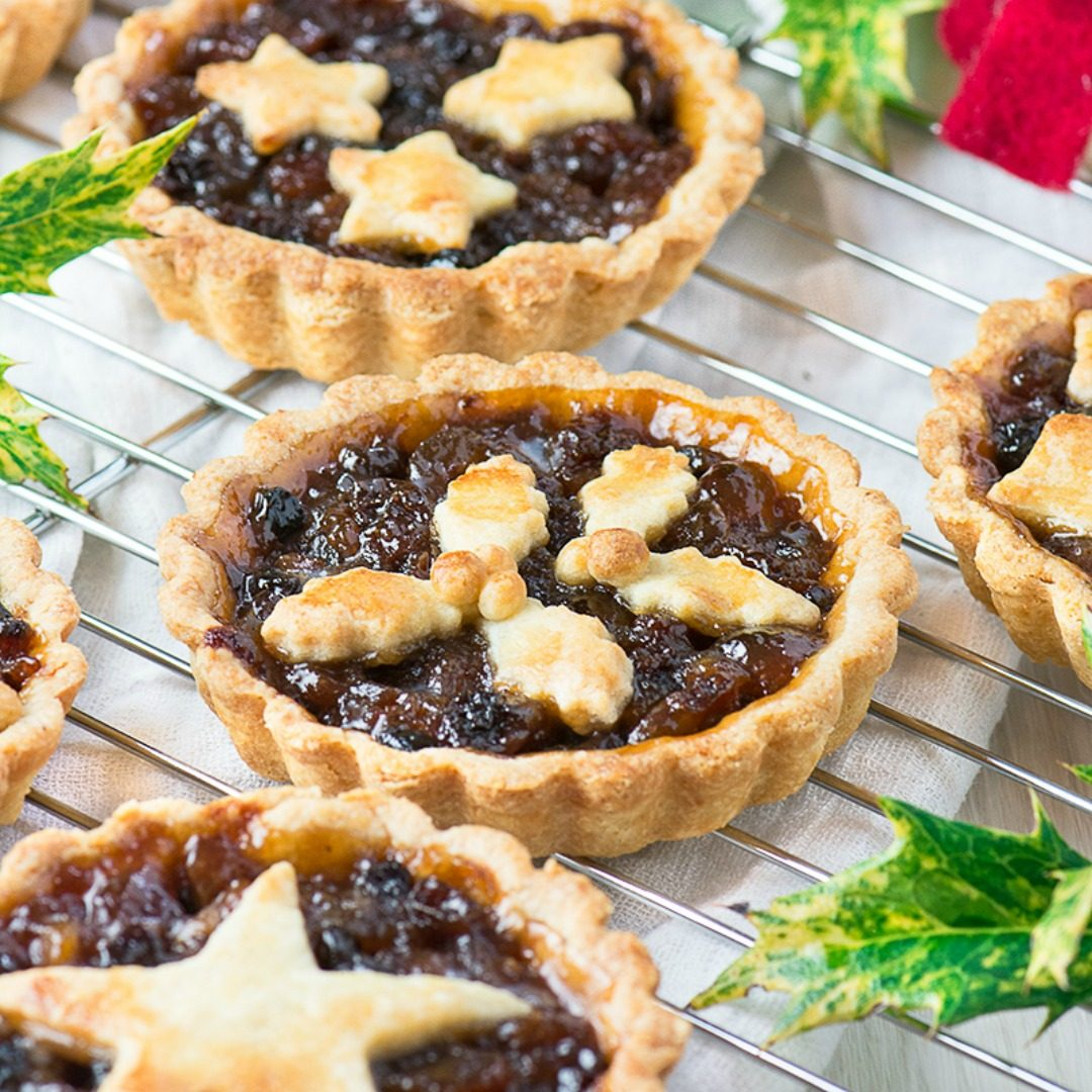 mince pies charlottes lively kitchen