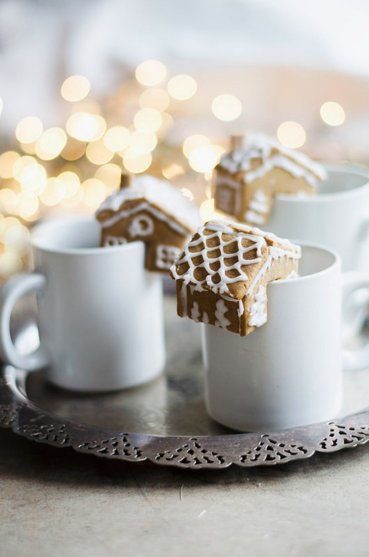 mini gingerbread houses teacups juliette laura