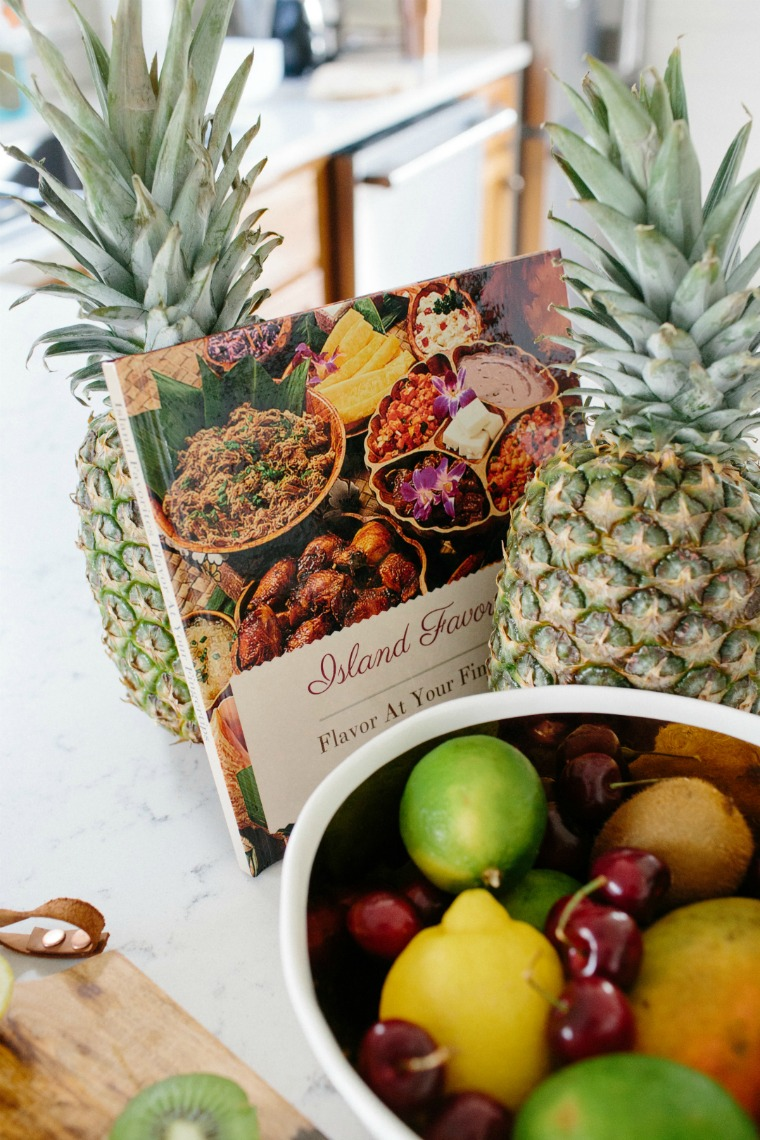 island flavors cookbook create